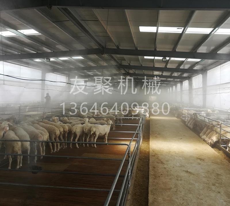 济宁空间雾化除臭设备