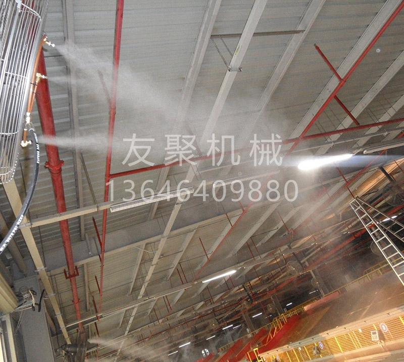 济宁喷雾消毒除臭设备